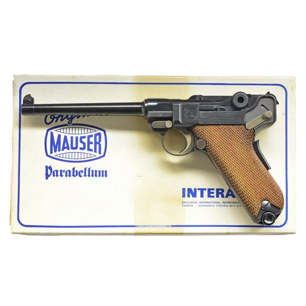 """""""ORIGINAL MAUSER"""" AMERICAN EAGLE SWISS STYLE LUGER"""