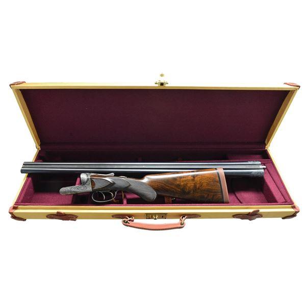 DESIRABLE A. H. FOX XE GRADE SXS SHOTGUN.