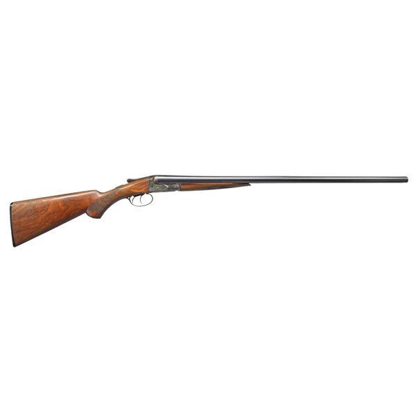 A. H. FOX STERLINGWORTH SXS SHOTGUN.