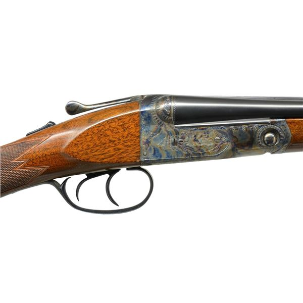 """NICELY UPGRADED PARKER """"GH"""" 410 SHOTGUN WITH"""