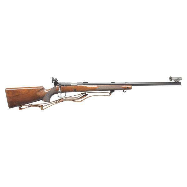 WINCHESTER MODEL 52B BULL GUN BOLT ACTION TARGET