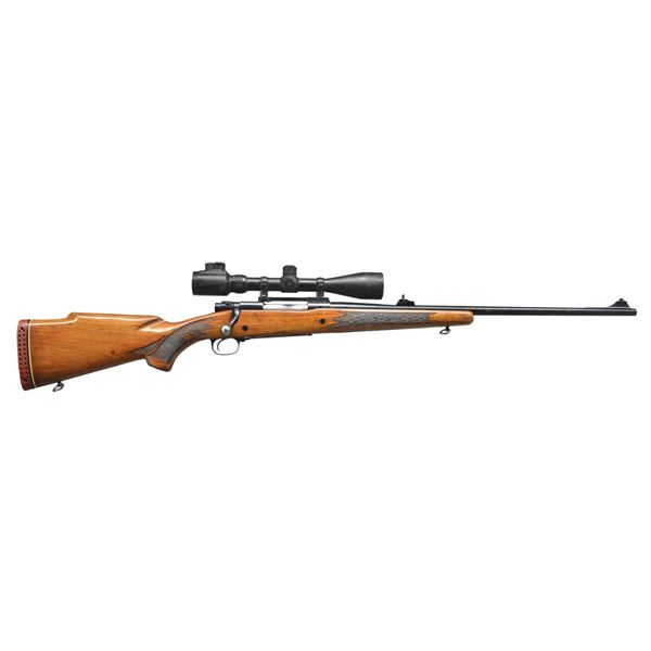 WINCHESTER POST 64 MODEL 70 BOLT ACTION RIFLE.