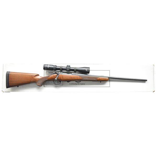 KIMBER MODEL 84M CLASSIC NRA BOLT ACTION RIFLE.