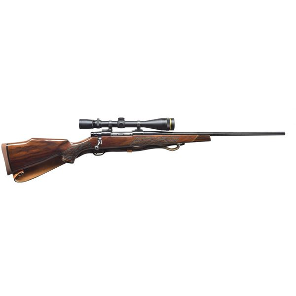 WEATHERBY VANGUARD BOLT ACTION RIFLE.