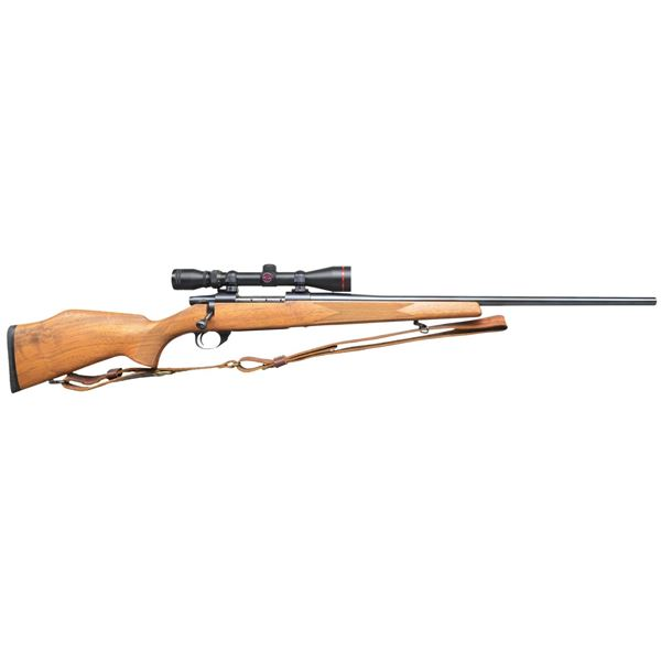WEATHERBY VANGUARD VGS BOLT ACTION RIFLE.