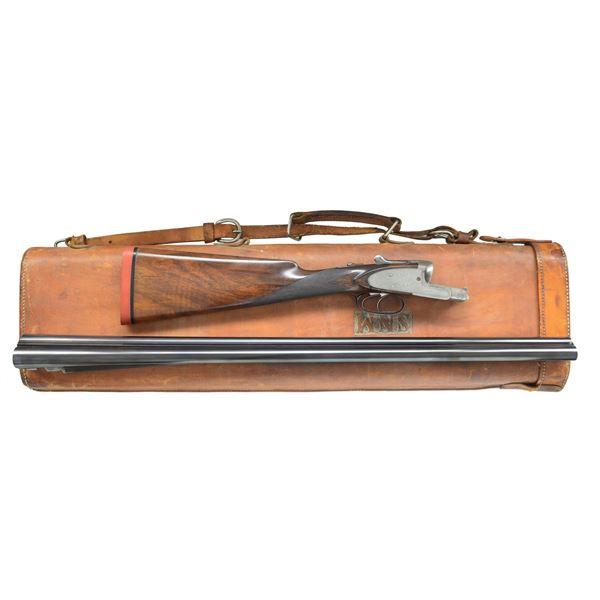 J. TOLLEY SIDELOCK GAME GUN.