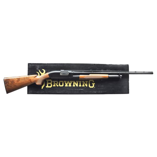 BROWNING MODEL 12 GRADE I PUMP SHOTGUN.