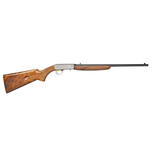 BROWNING 22 AUTO GRADE II RIFLE.