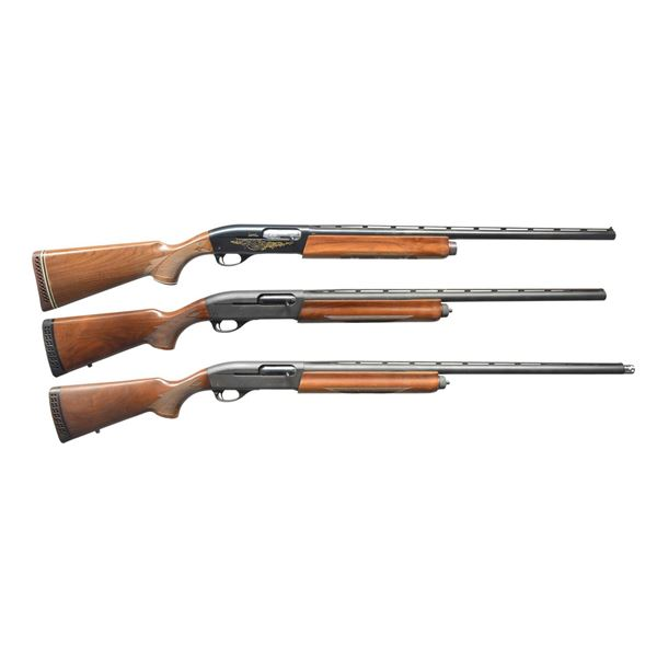 REMINGTON 1100 SKEET & 1187 SEMI AUTO SHOTGUNS.