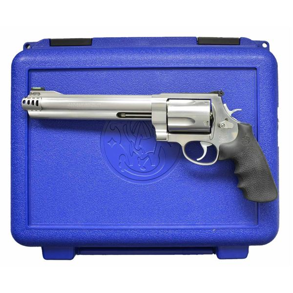 SMITH & WESSON MODEL 460 XVR DA REVOLVER.