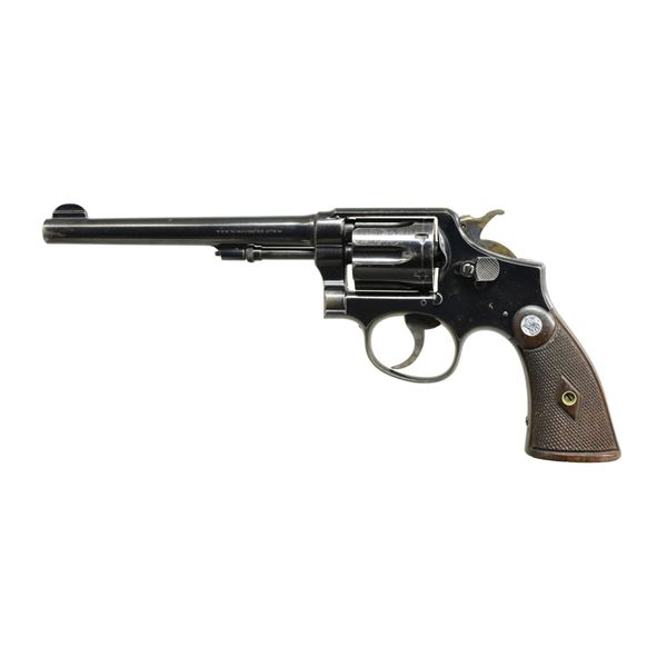 SMITH & WESSON MODEL 1905 DA REVOLVER.