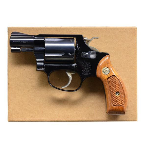 SMITH & WESSON MODEL 37 PERUVIAN CONTRACT DA