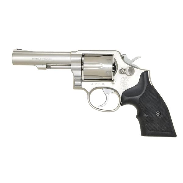 SMITH & WESSON MODEL 65-3 POLICE MARKED DA