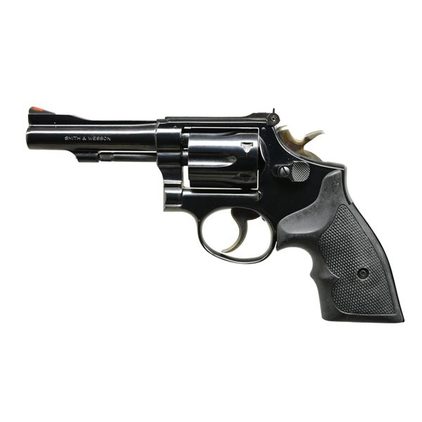 SMITH & WESSON MODEL 18-3 DA REVOLVER.