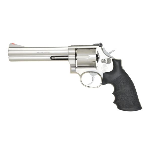 SMITH & WESSON MODEL 686 DA REVOLVER.