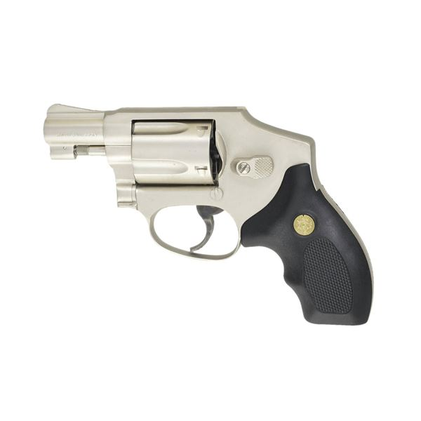 SMITH & WESSON MODEL 442 AIRWEIGHT DAO REVOLVER.