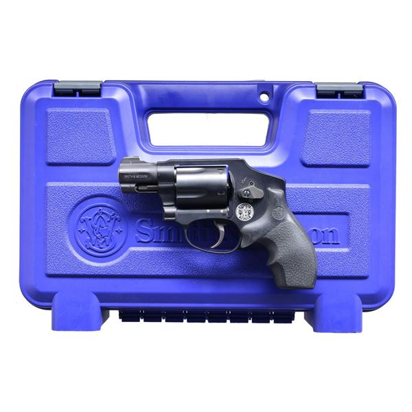 SMITH & WESSON MILITARY POLICE MODEL 340