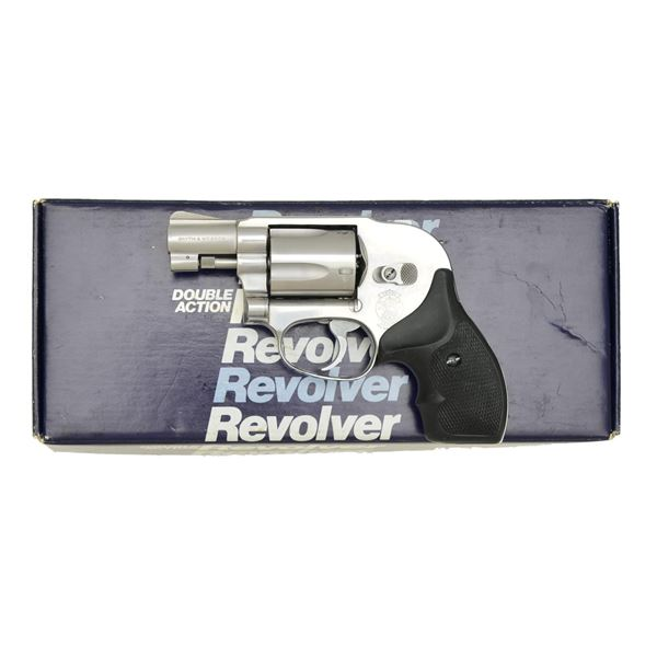 SMITH & WESSON 649 REVOLVER.