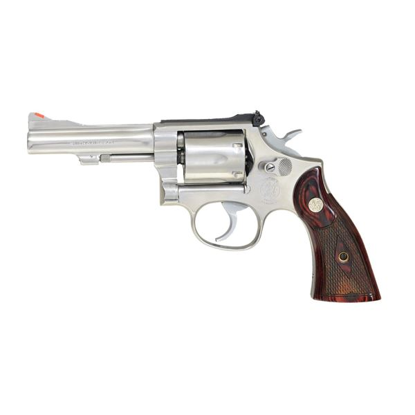 SMITH & WESSON MODEL 67-1 REVOLVER.