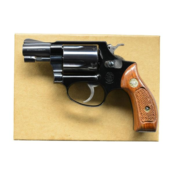 SMITH & WESSON MODEL 37 CHIEF'S SPECIAL AIRWEIGHT