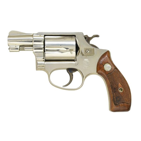 SMITH & WESSON MODEL 36 CHIEF'S SPECIAL DA