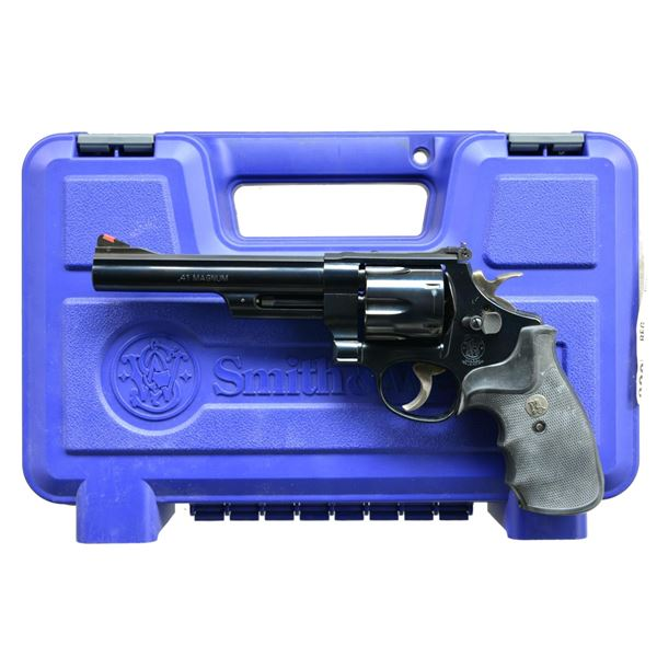 SMITH & WESSON MODEL 57-6 OUTFITTERS SERIES DA