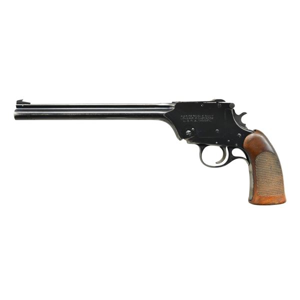HARRINGTON & RICHARDSON USRA SINGLE SHOT TARGET