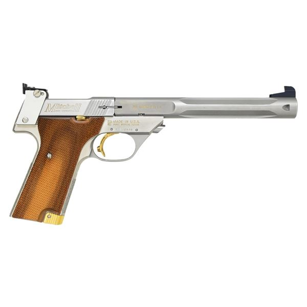 MITCHELL ARMS HIGH STANDARD TROPHY II STAINLESS