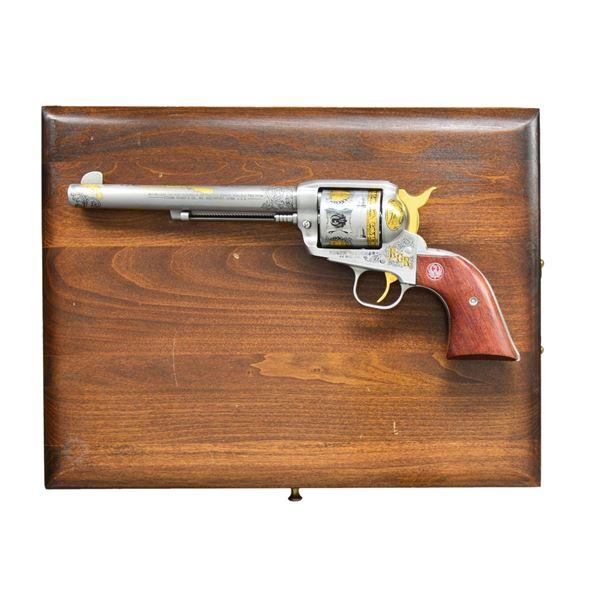 RUGER VAQUERO RUGER & HIS GUNS GOLD