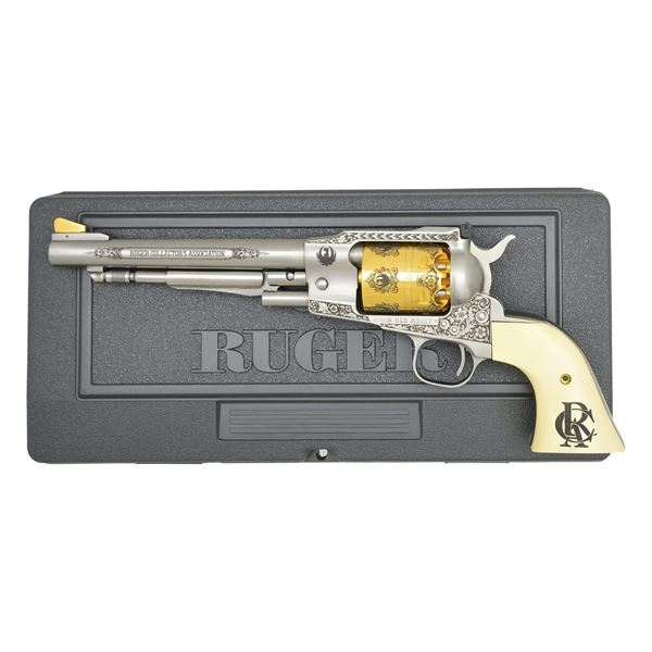 RUGER OLD ARMY RCA 25th ANNIVERSARY REVOLVER.