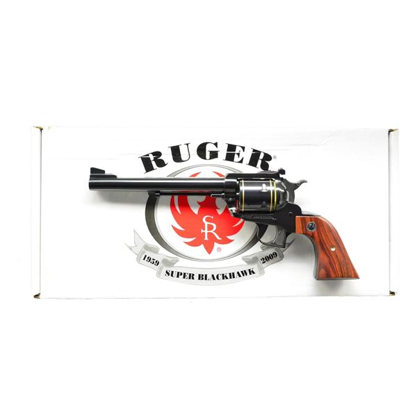 RUGER NM SUPER BLACKHAWK 50th ANNIVERSARY