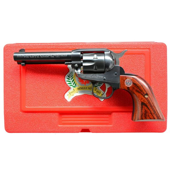 RUGER 50th ANNIVERSARY NM SINGLE-SIX REVOLVER.