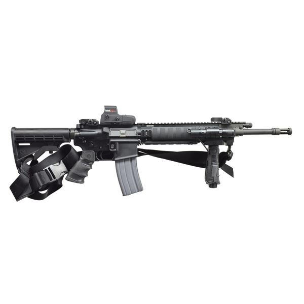 RUGER SR-556 GAS PISTON RIFLE.
