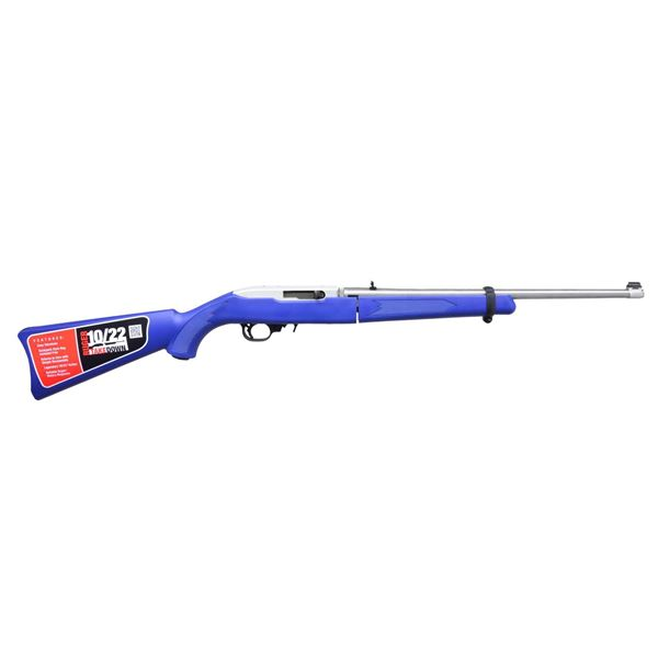 RUGER STAINLESS OLYMPIC SHOOTING TEAM MODEL 10/22