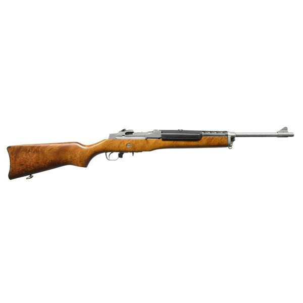 STAINLESS STEEL RUGER MINI 30 RANCH RIFLE.