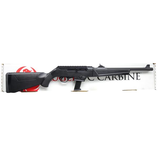 EXTREMELY MODULAR & AMBIDEXTRIOUS RUGER PC CARBINE
