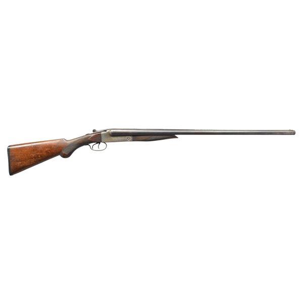 J. STEVENS ARMS CO. MODEL 335 SXS SHOTGUN.