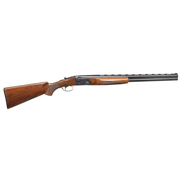 ITHCA/SKB MODEL 500 O/U SHOTGUN.