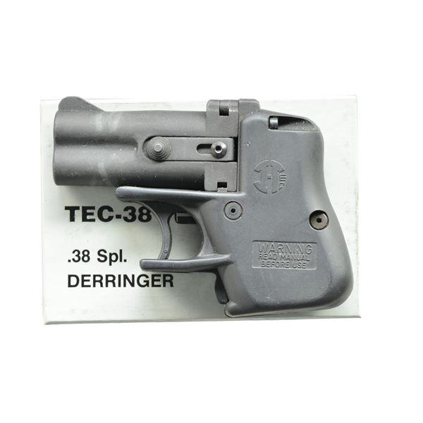 INTRATEC MODEL TEC-38 PISTOL.