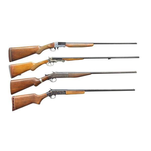 BERETTA, SPANISH, IVER JOHNSON & H&R 410 SHOTGUNS.