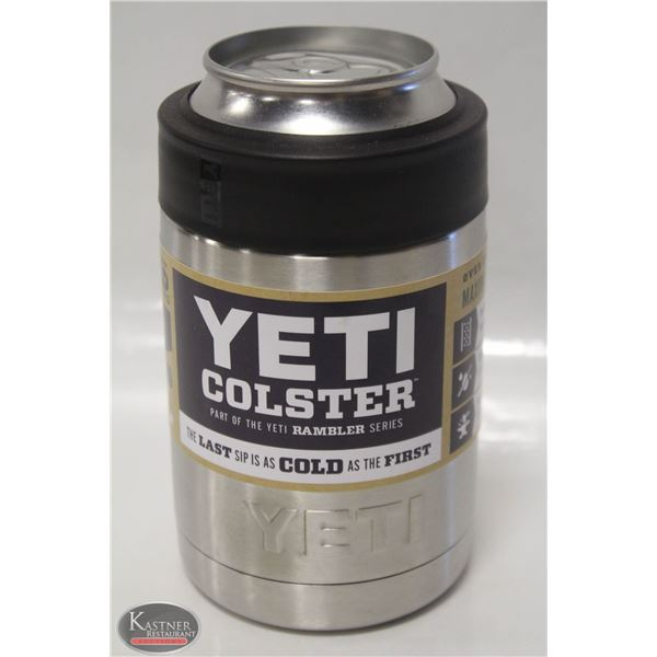 NEW YETI COLSTER S/S DUAL-WALL TUMBLER