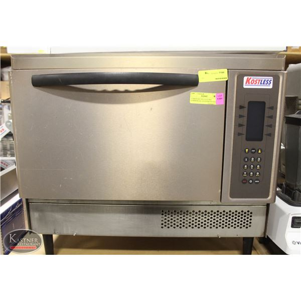 TURBOCHEF NGC ELECTRIC COMMERCIAL COUNTERTOP OVEN