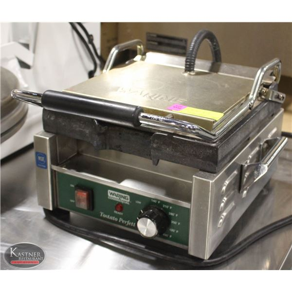 WARING COMMERCIAL TOASTING GRILL-1800W