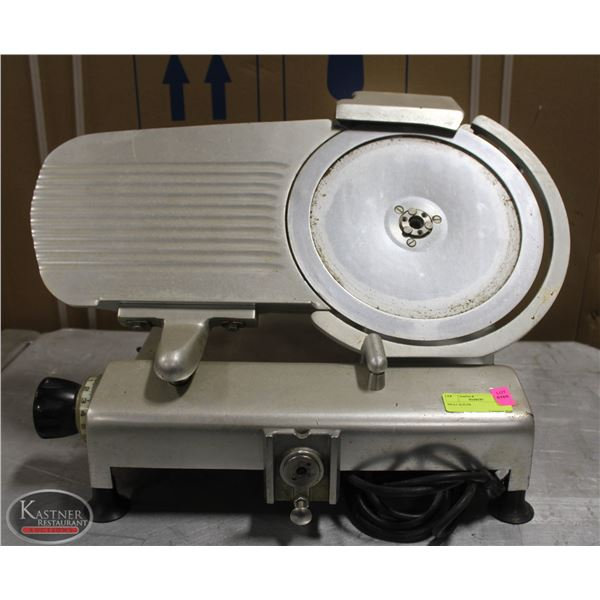 MEAT SLICER *AS IS* MISSING PARTS