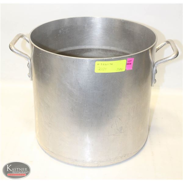 THERMALLOY 20QT ALUMINIUM SOUP POT