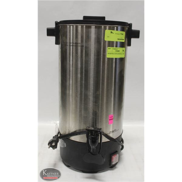 INTERTEK COFFEE BREWER- 1500W