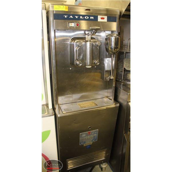 TAYLOR STANDING SOFT SERVE ICE CREAM MACHINE