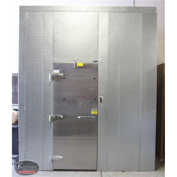 NORLAKE 8.5' X 6.5' X 10' WALK-IN COOLER BOX