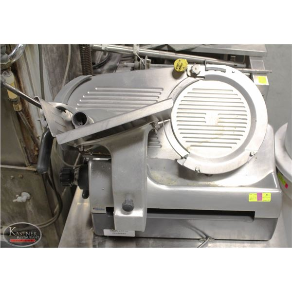 "HOBART 2712 COMMERCIAL AUTOMATIC 12"" MEAT SLICER"
