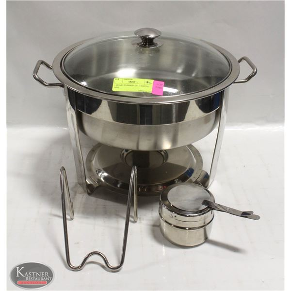 5 QUART COMMERCIAL CHAFING DISH